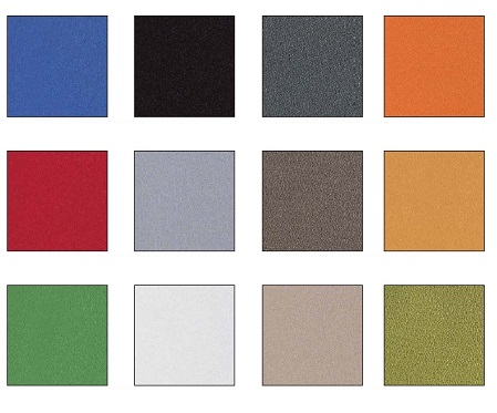 Mitesco design panels colours